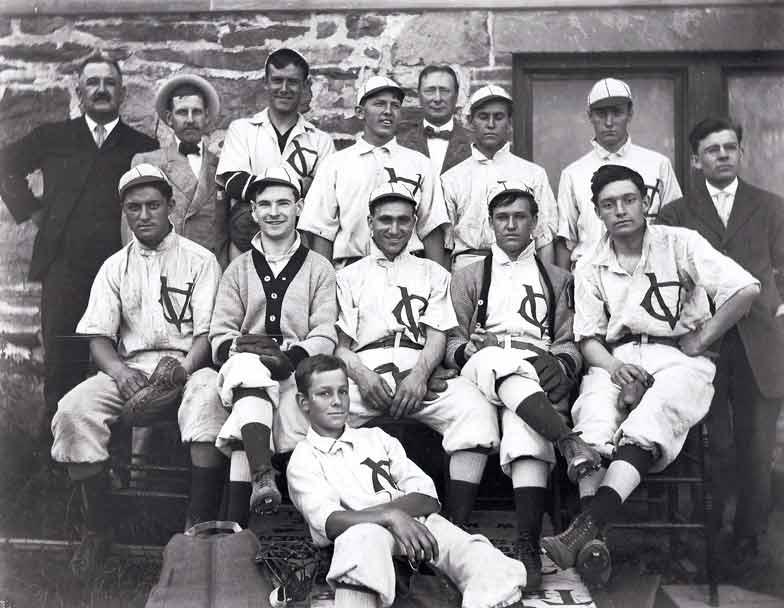 Brooklyn Excelsiors Baseball Team