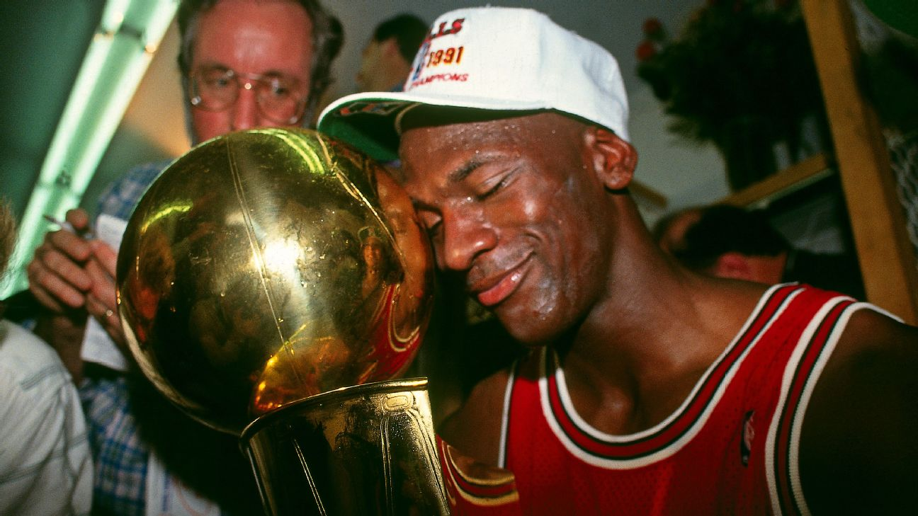 Michael Jordan 1989
