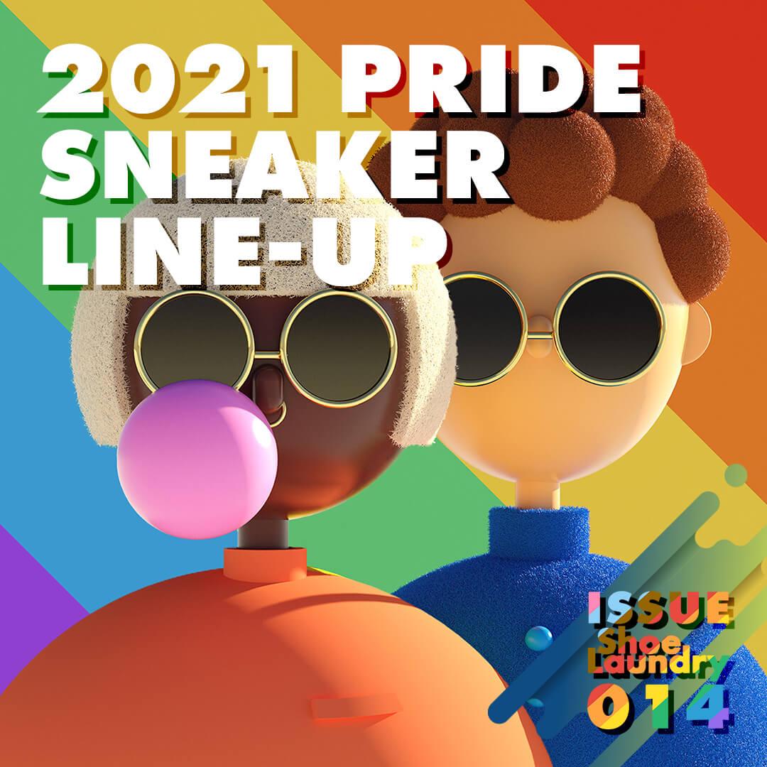 2021 Pride Sneaker