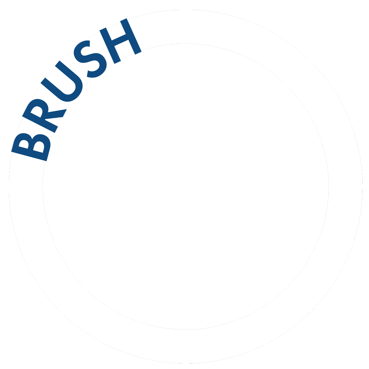 brush title