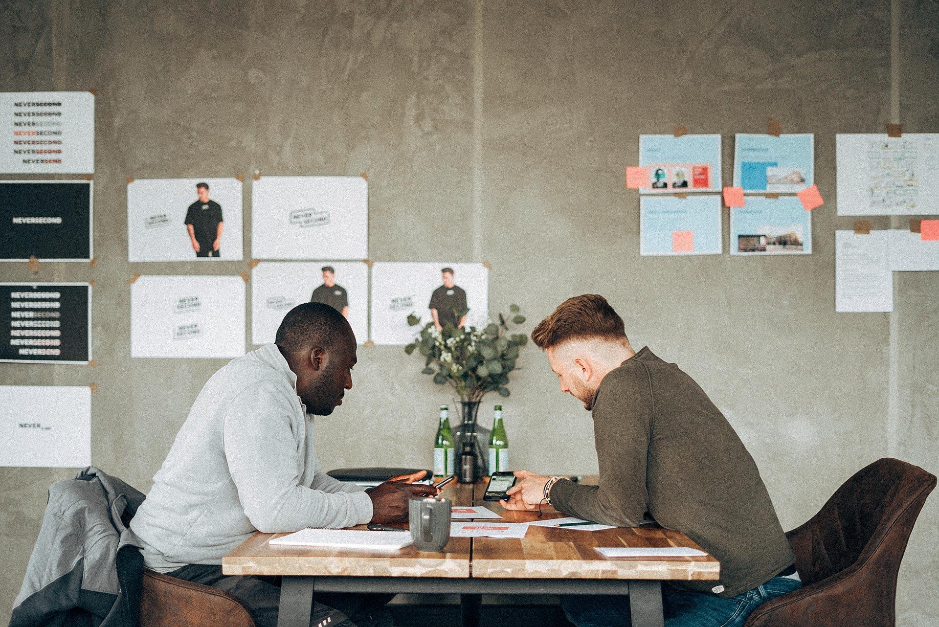 Wir begreifen ihre Unternehmensziele und setzen Sie in funktionierende Strategien um. Maßgeschneiderte Lösungen, persönliche Beratung und individuelle Arbeiten zeichnen unsere Werbeagentur aus.