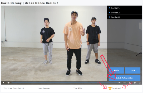 youtube dance tutorials