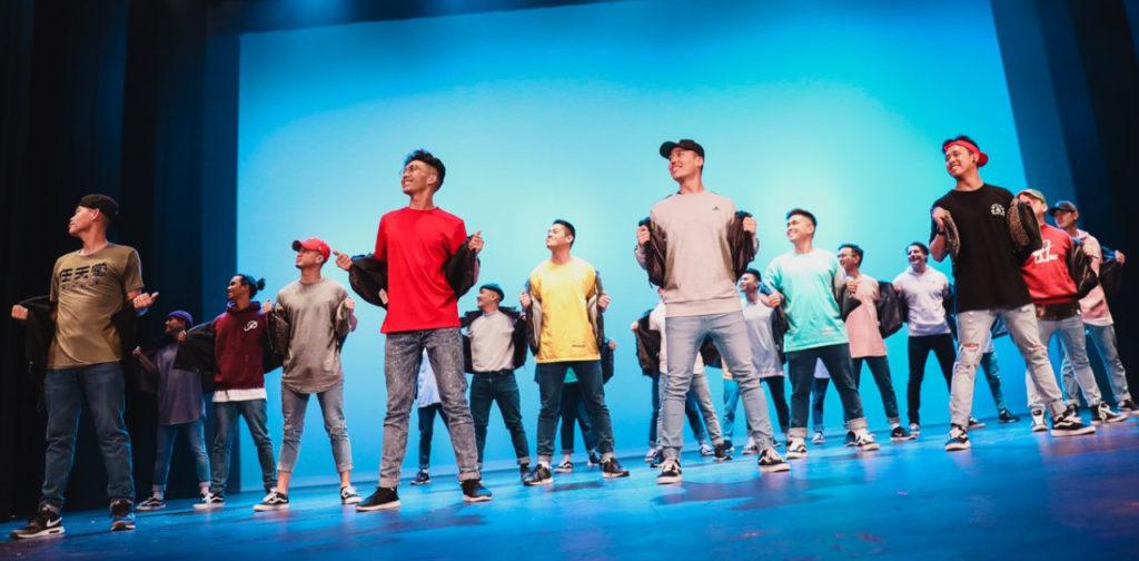 urban dance team