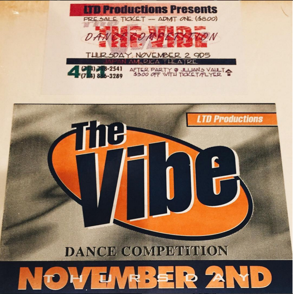 VIBE Dance Competition