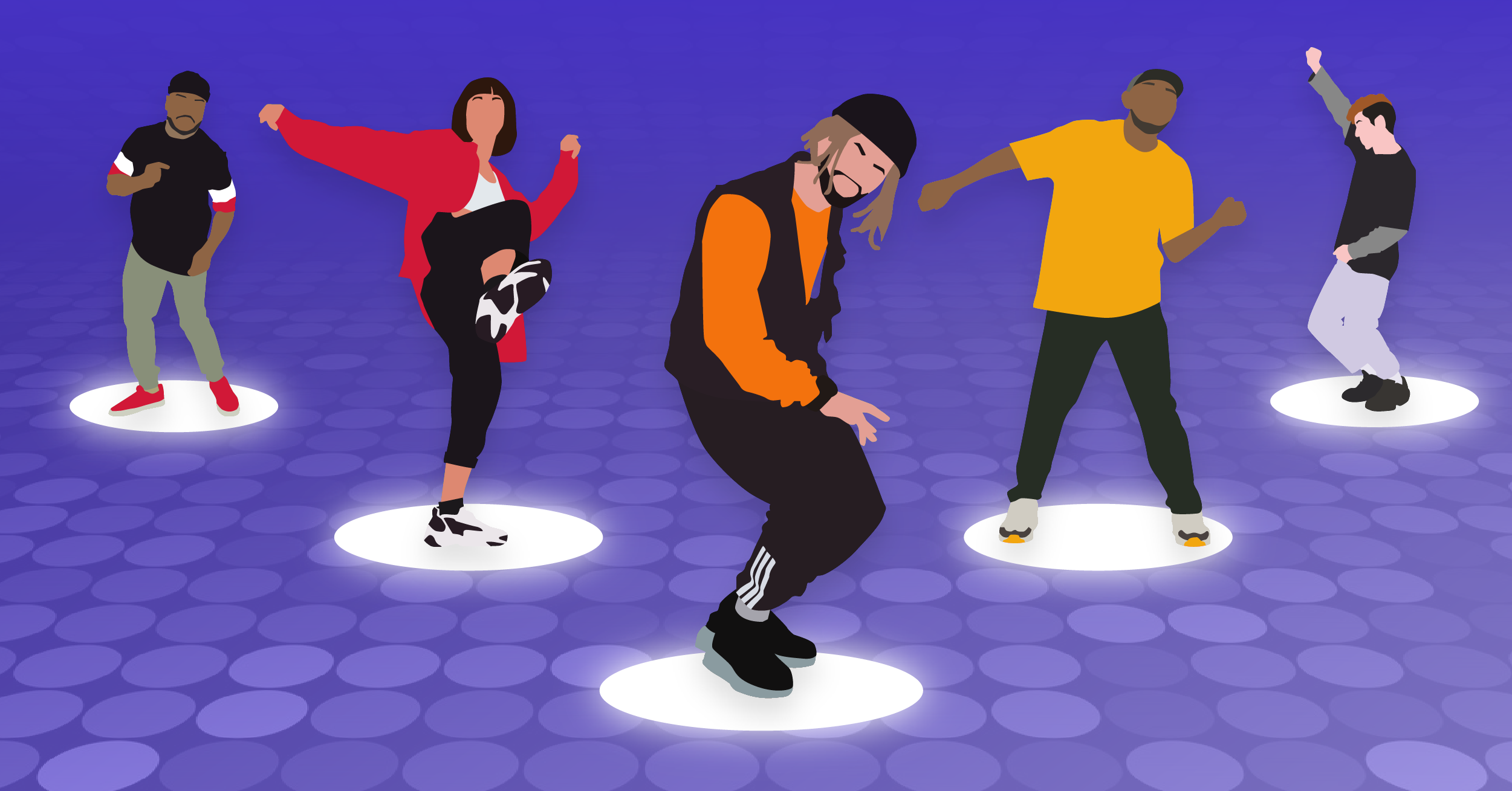 10 Basic Dance Moves Anyone Can Learn Steezy Blog
