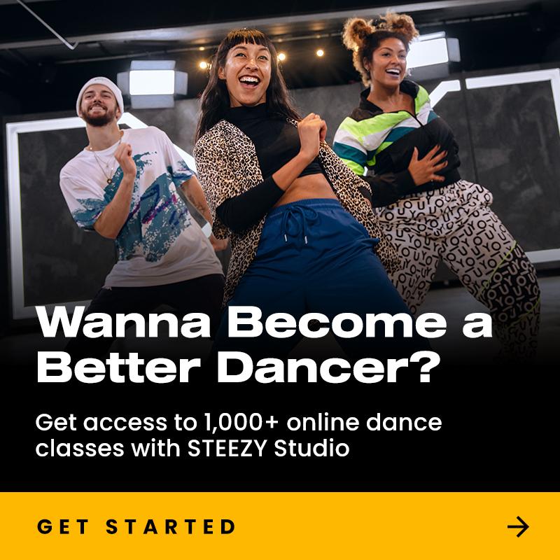 Wanna become a better dancer ad