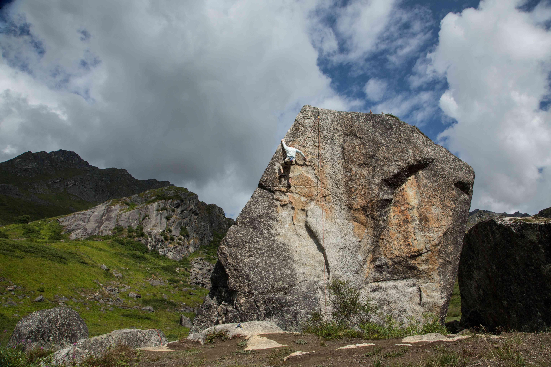 Rock-Climbing Alaska