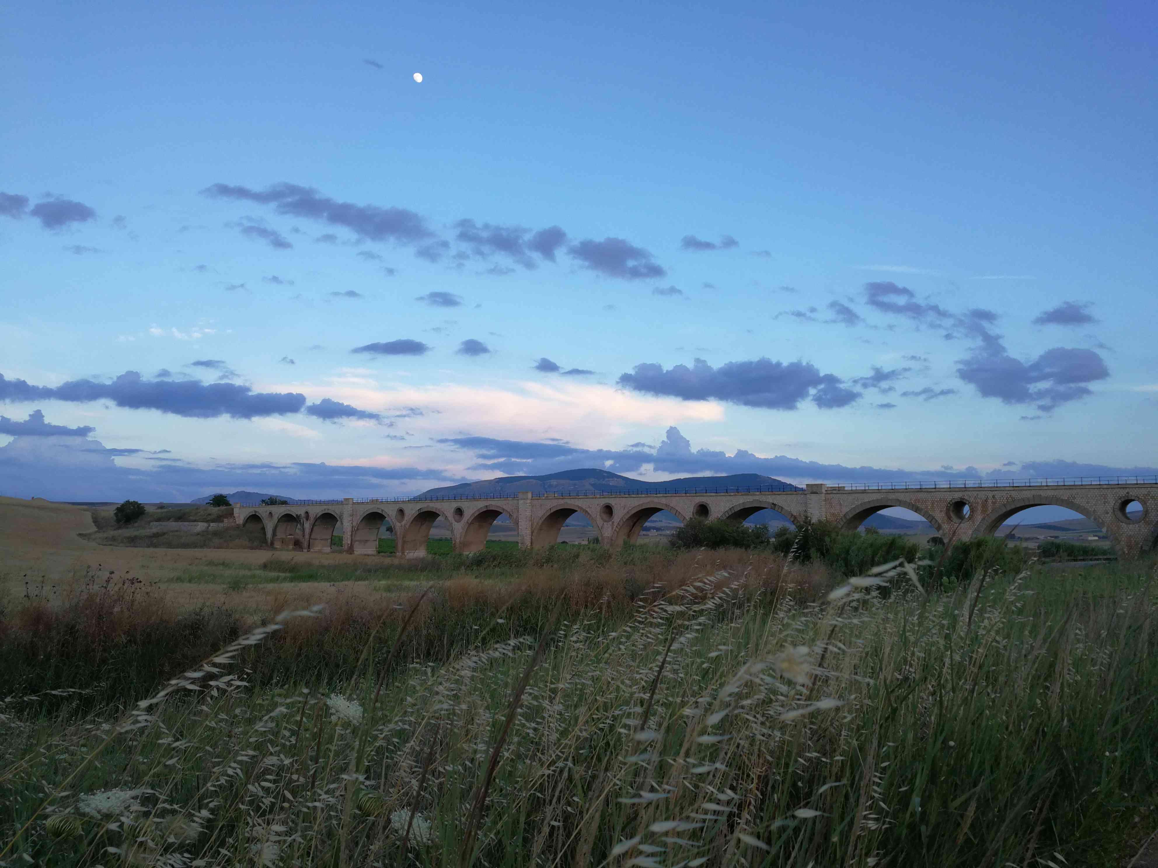 un'ipotesi di acquedotto in sicilia