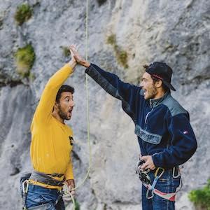 The Mapo Tapo rock climbing community