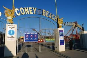 Coney Beach Pleasure Park