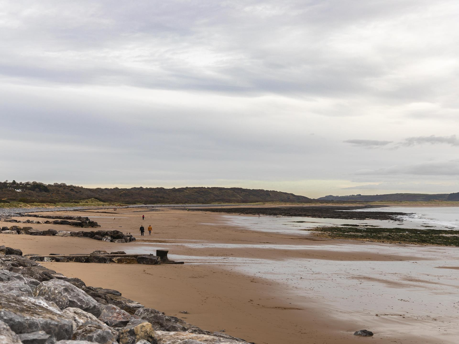 Porthcawl - Newton Beach