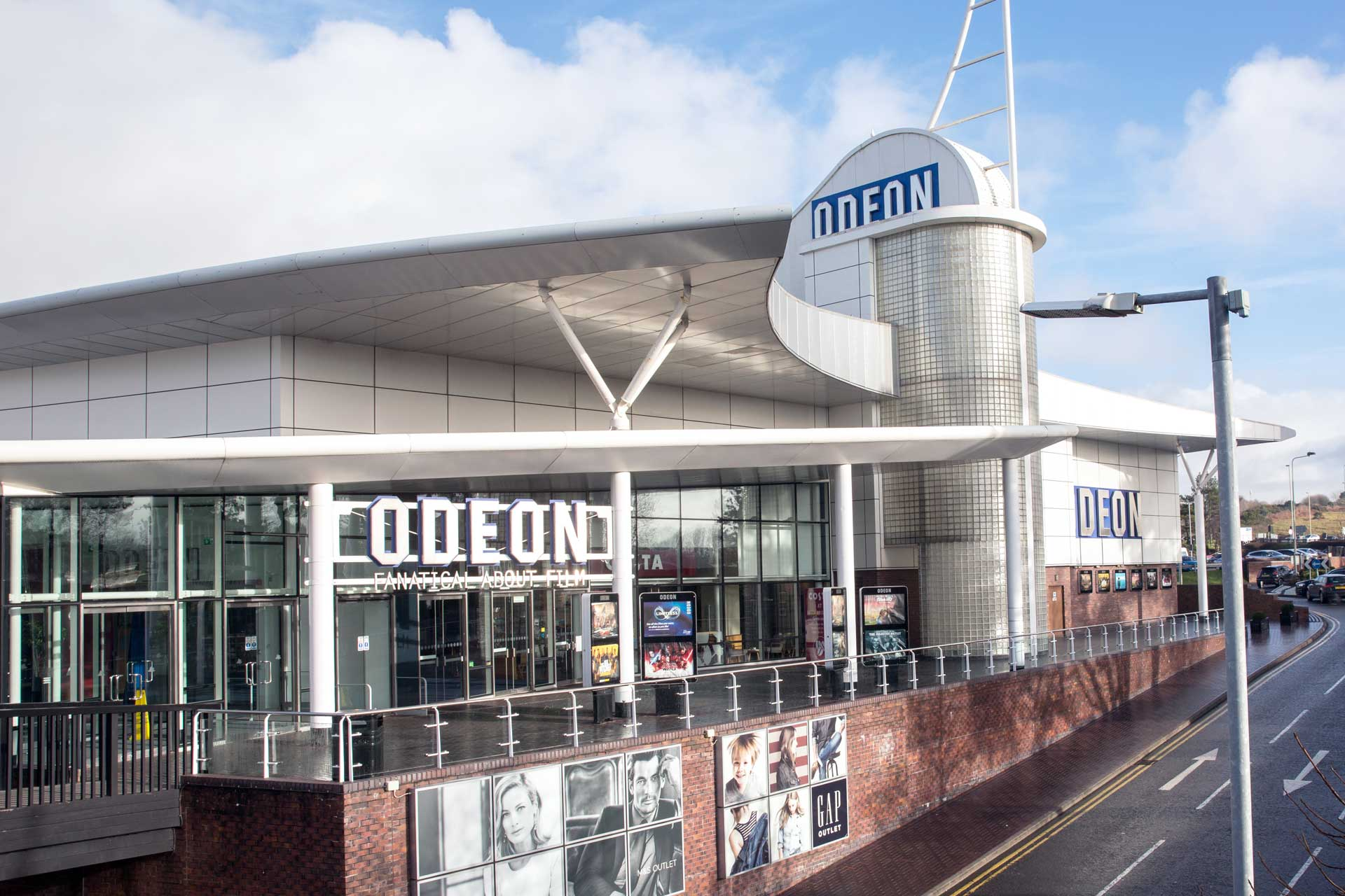 The Odeon Cinema at Bridgend Designer Outlet
