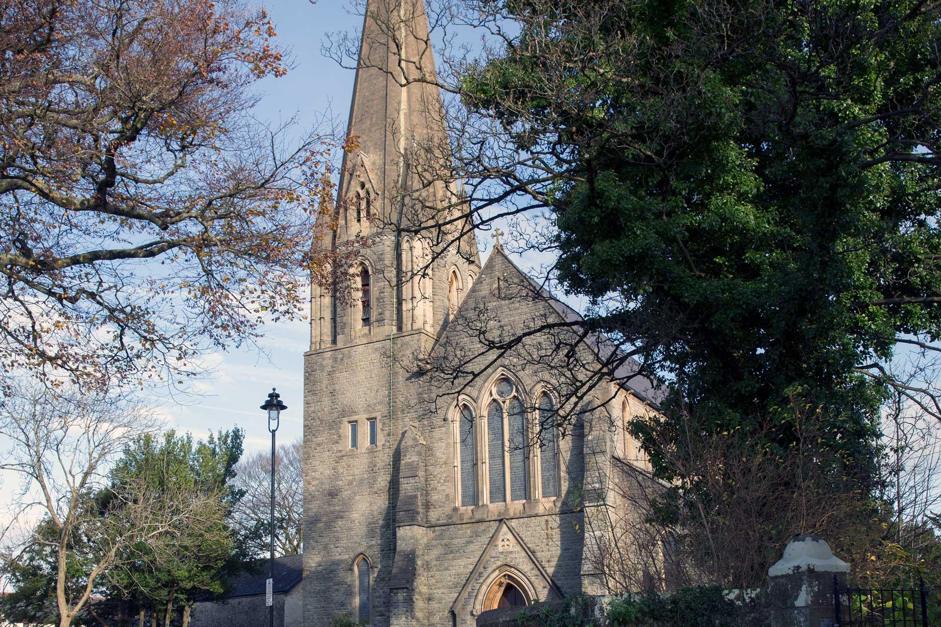 Nolton Church Bridgend