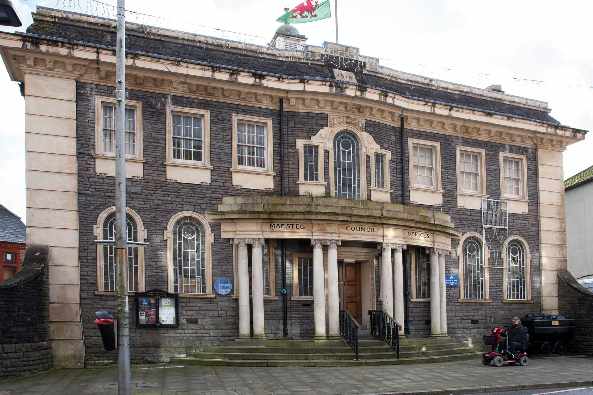 Maesteg Council Offices