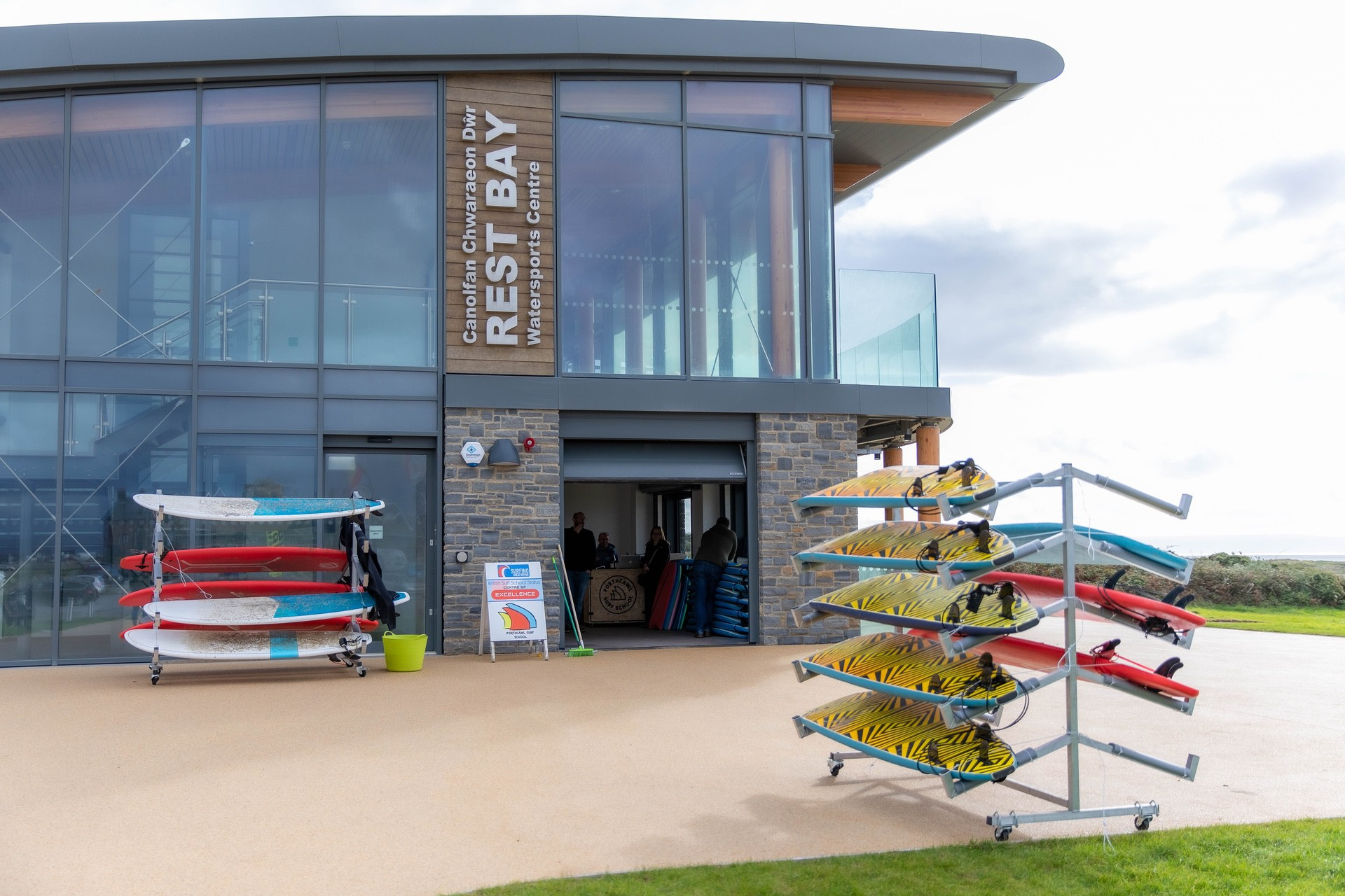 Rest Bay Watersports Centre