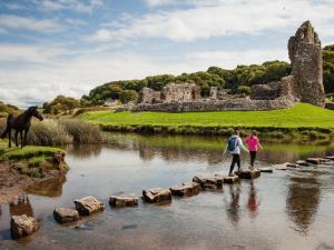 Llwybr arfordir Cymru-arfordir De Cymru