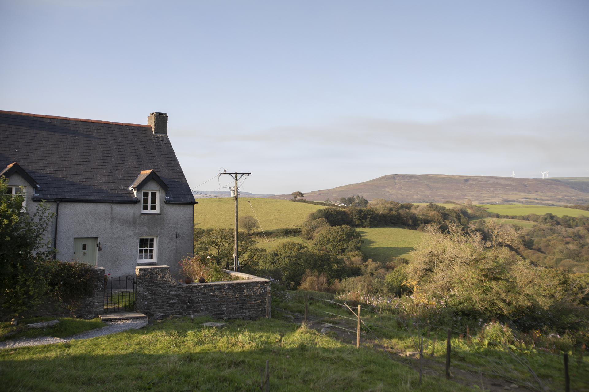 Pentre Farm Holiday Accommodation
