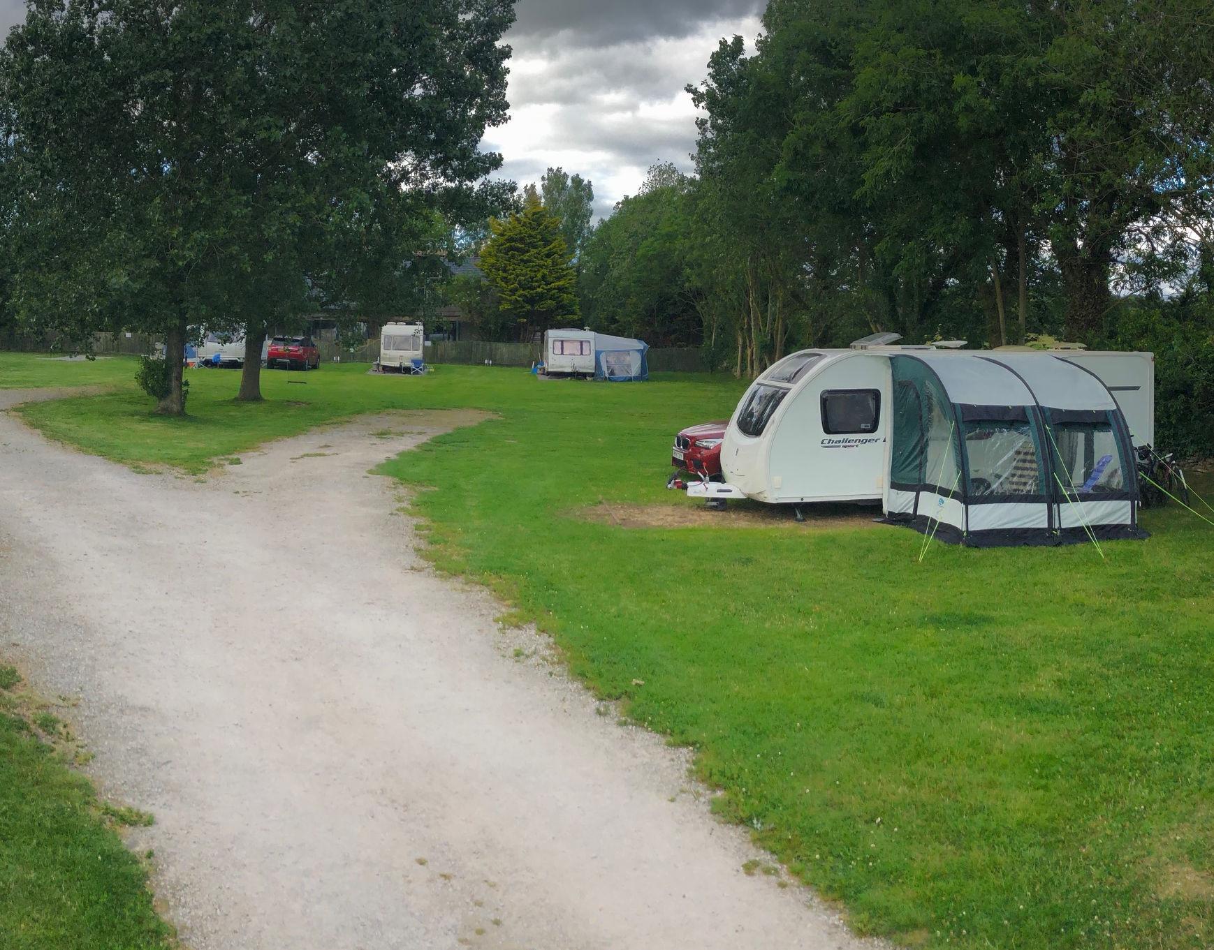 Parc Carafanau Gwenith Gwyn