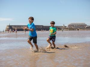 Porthcawl - Sandy Bay