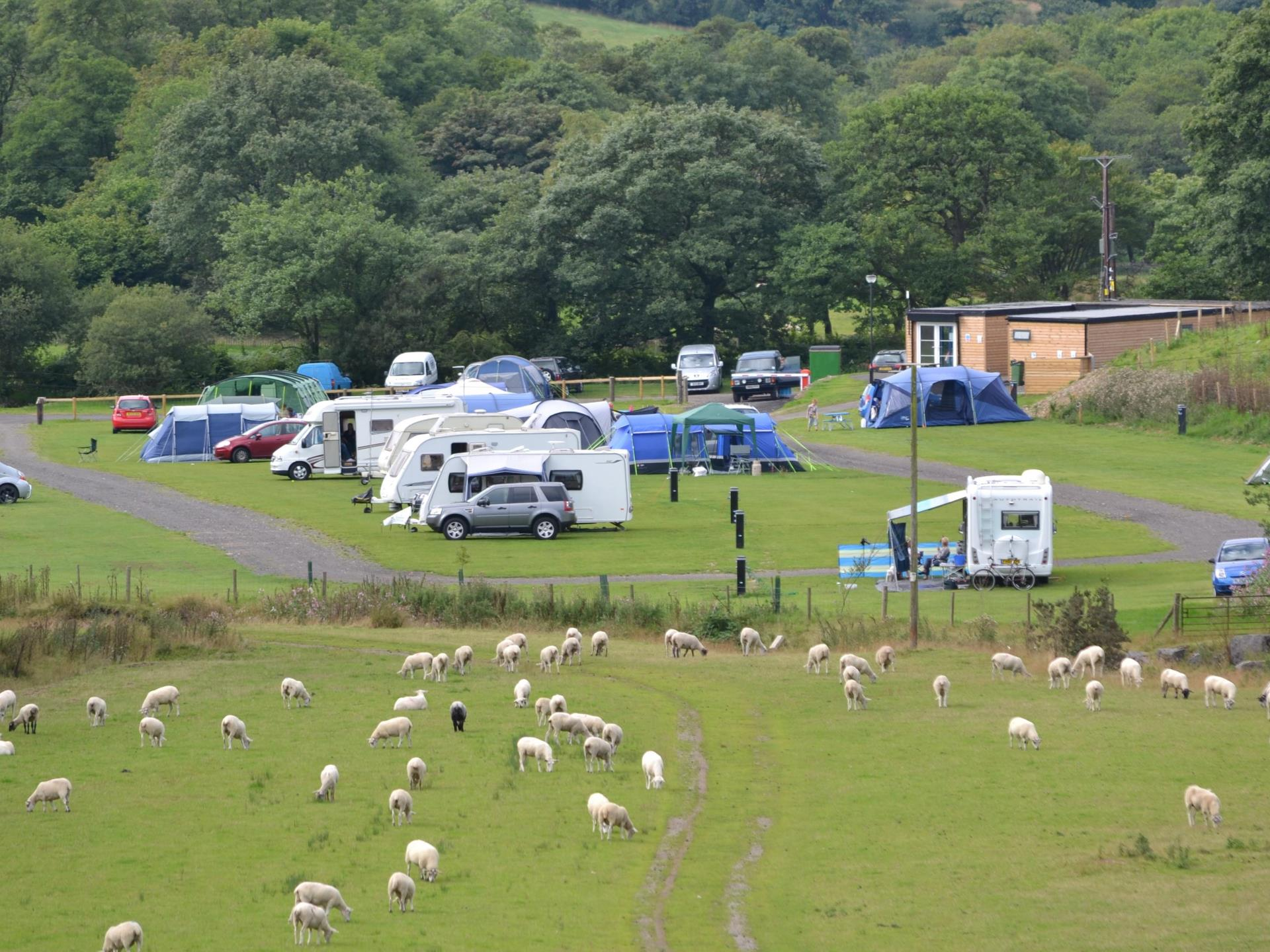 Our Welsh Caravan & Camping
