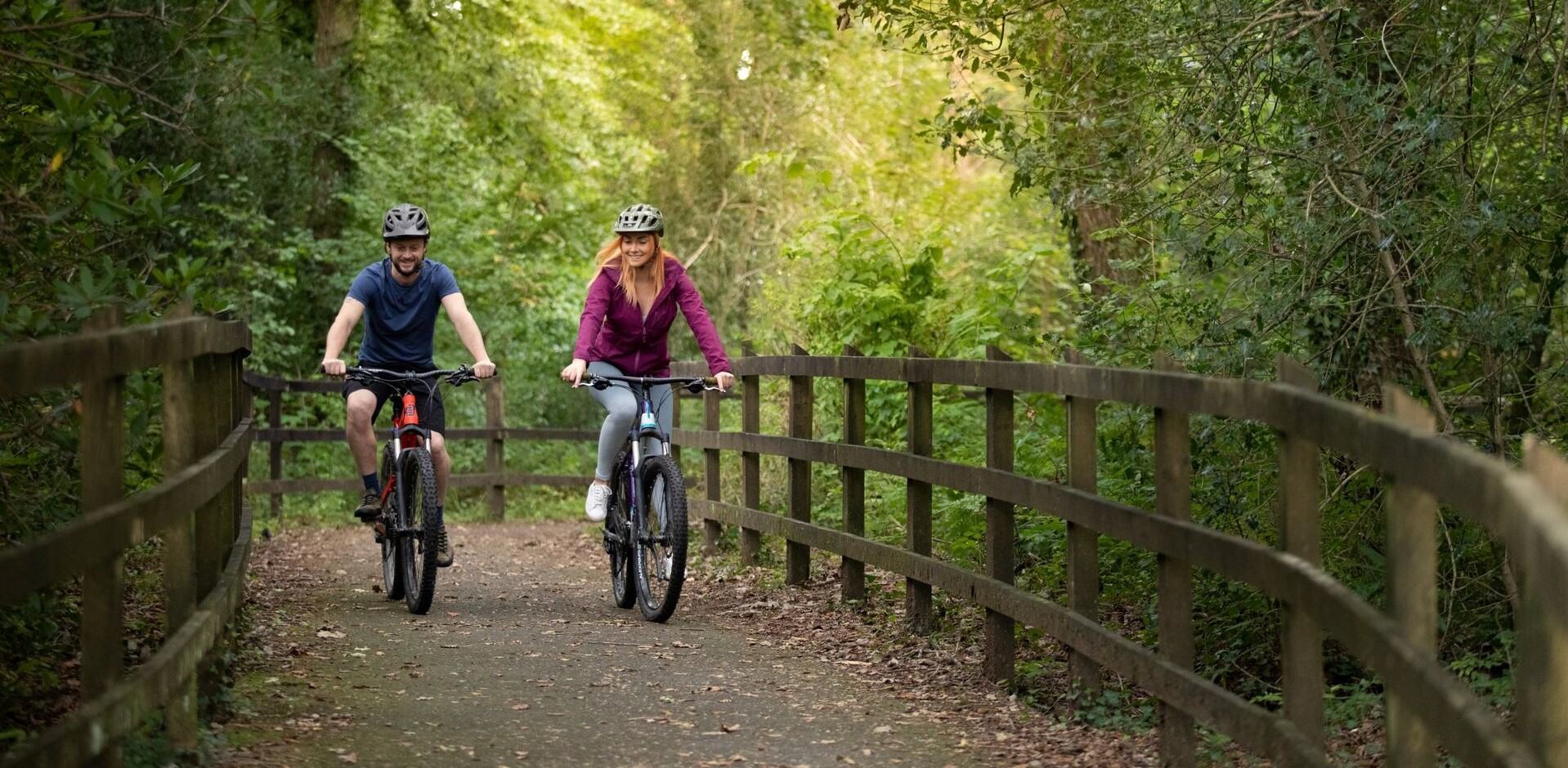Cycling the Garw Valley