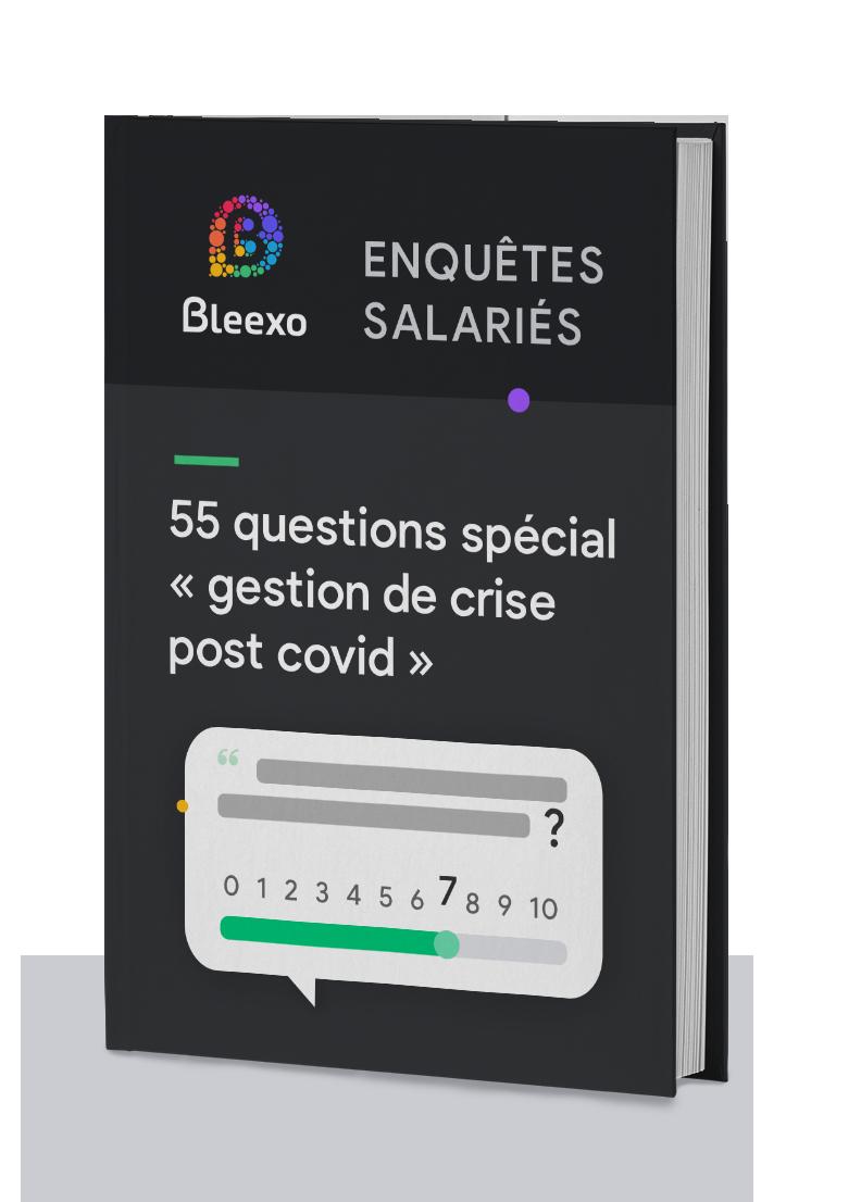 Visuel Bibliothèque de questions 55 questions spécial gestion de crise post covid