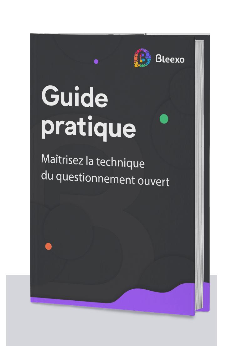 Visuel Guide pratique : Maîtrisez la technique du questionnement ouvert