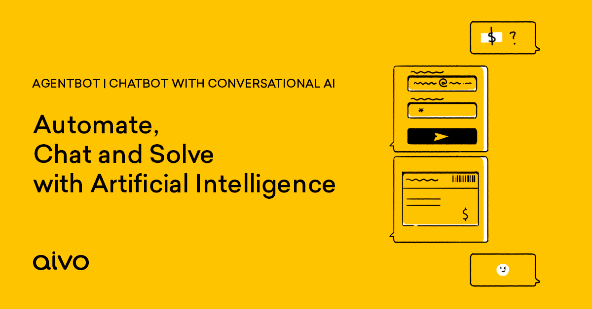 AgentBot - Conversational AI chatbot | Aivo
