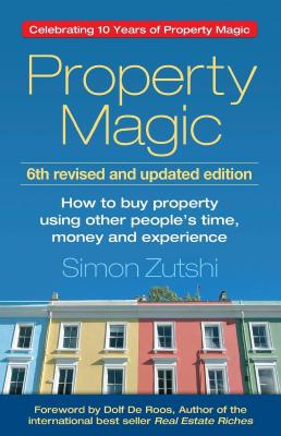 Okładka książki Property Magic, Simon Zutshi