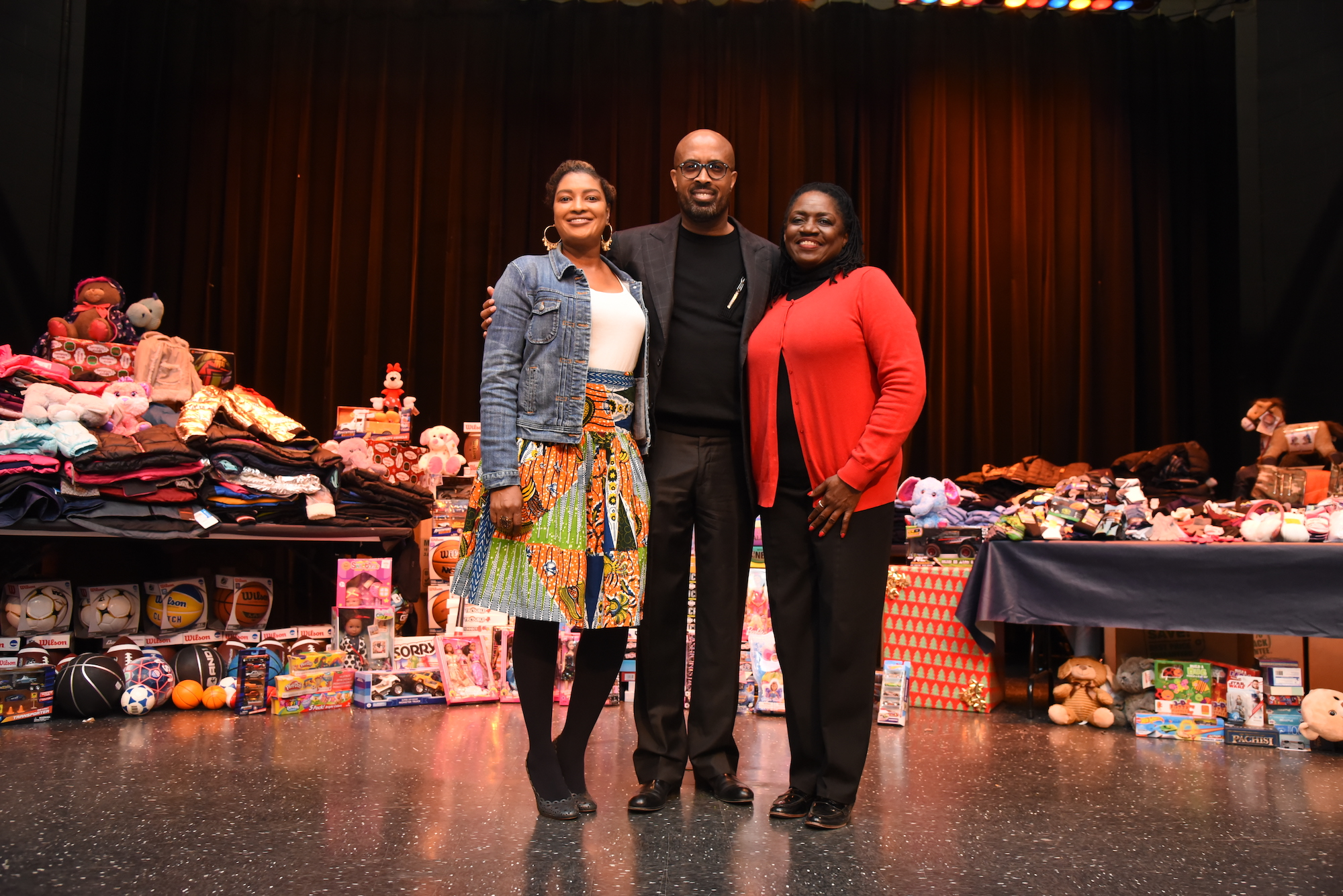 Lee McShann Elementary Gift Giveaway and Partnership