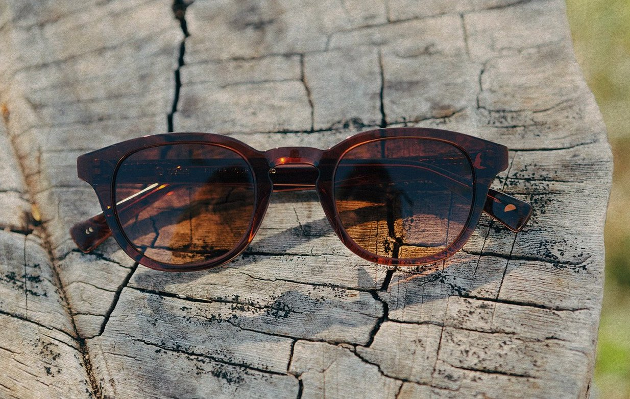 Sunglasses that make your day look ten times better.