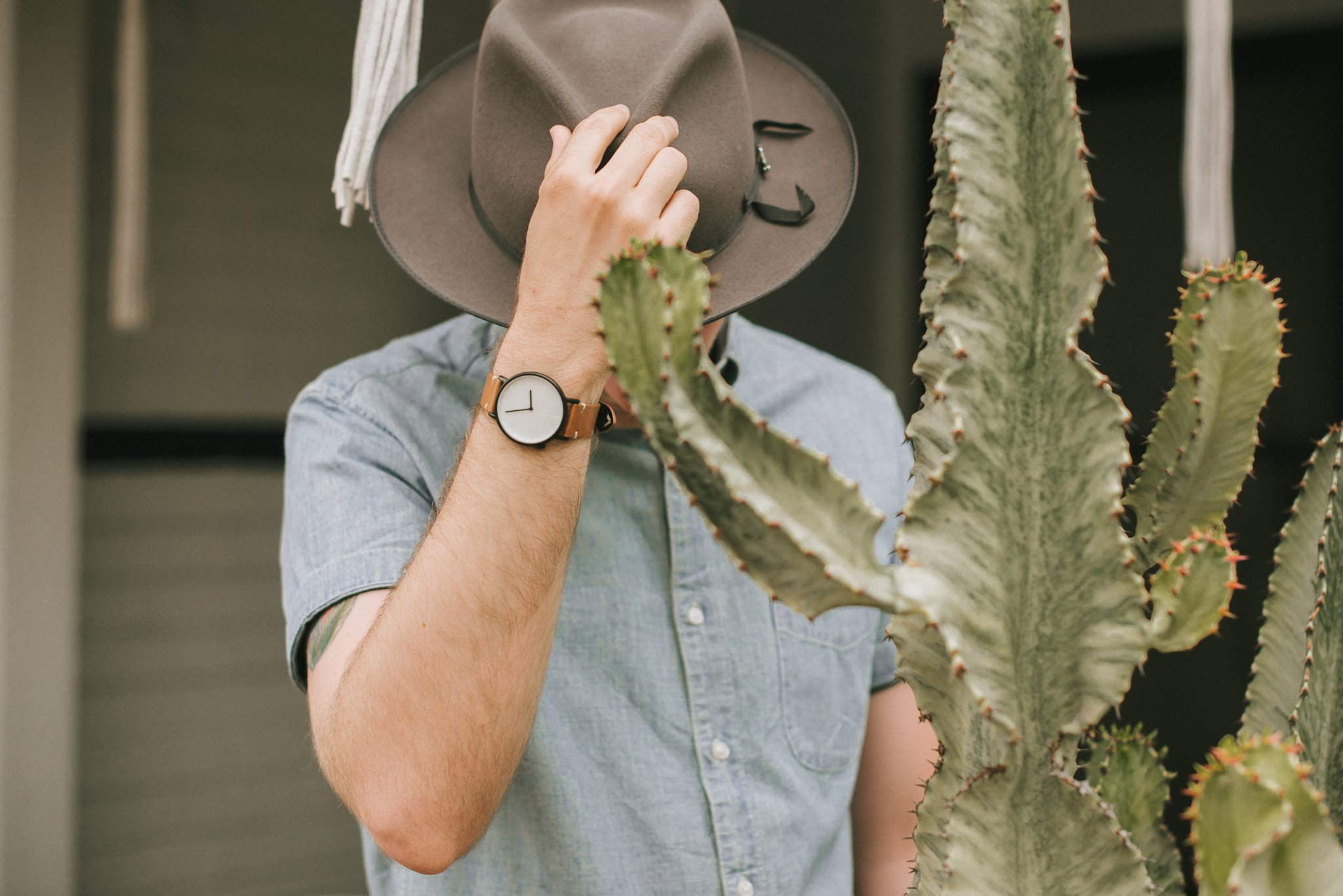 Handcrafted timepieces that have character and a soul.