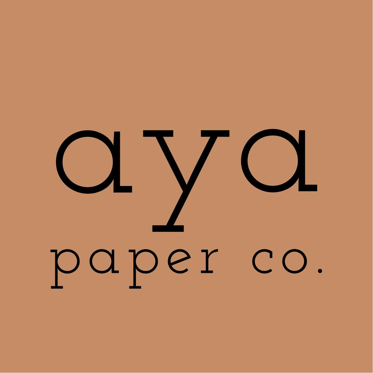 Aya Paper Co.