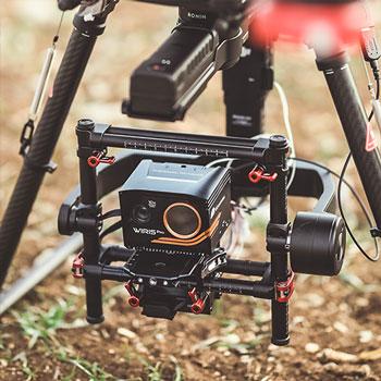 Caméras spécialisées