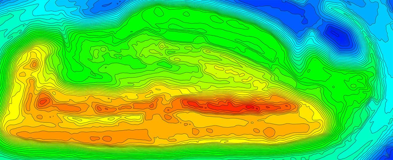 relevé LiDAR permet d'obtenir directement un nuage de points 3D