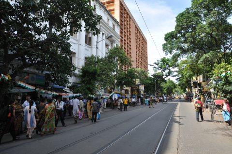 Downtown Kolkata