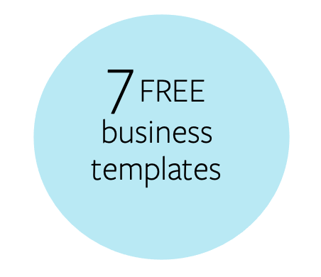 7 free business templates