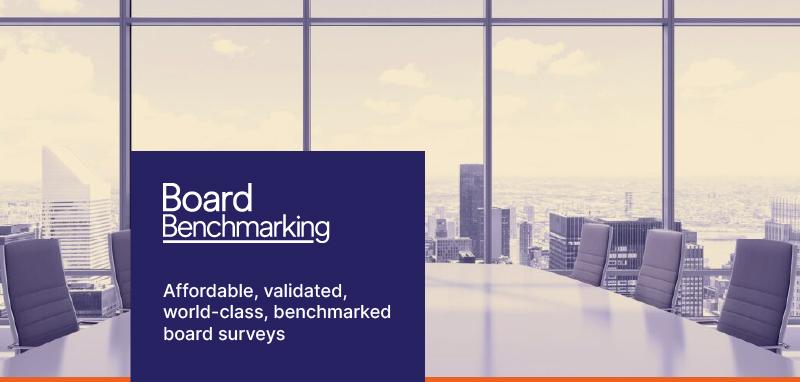 Introducing Board Benchmarking
