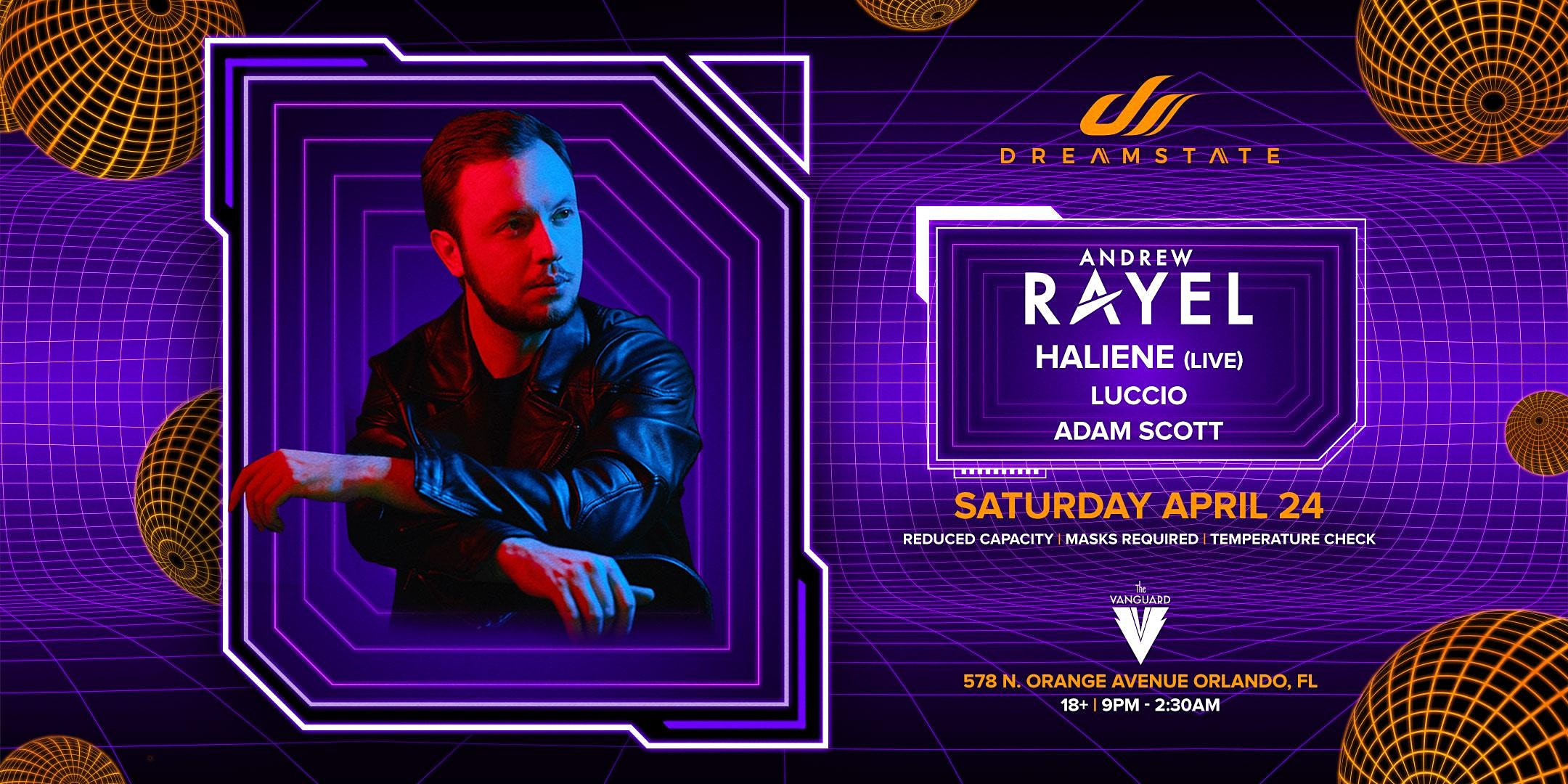 Dreamstate featuring Andrew Rayel