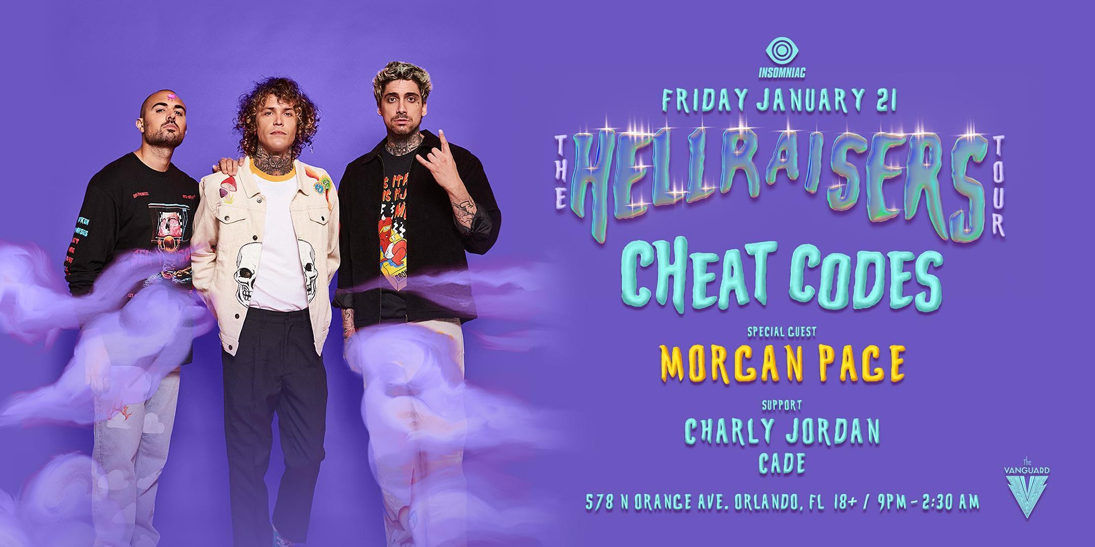 Cheat Codes w/ Morgan Page & Charly Jordan