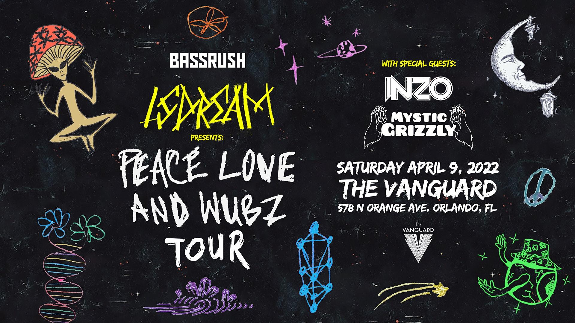Bassrush Presents: LSDREAM