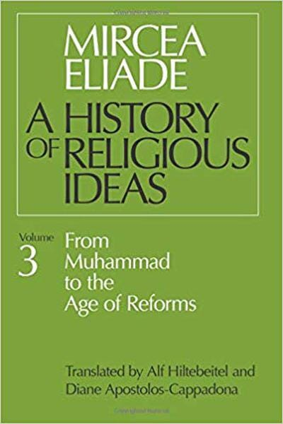 A History of Religious Ideas, Vol. 3
