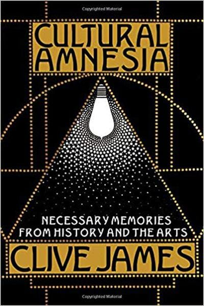 Cultural Amnesia