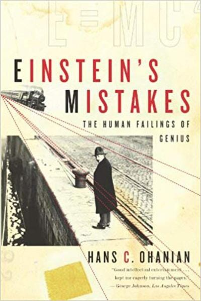 Einstein's Mistakes