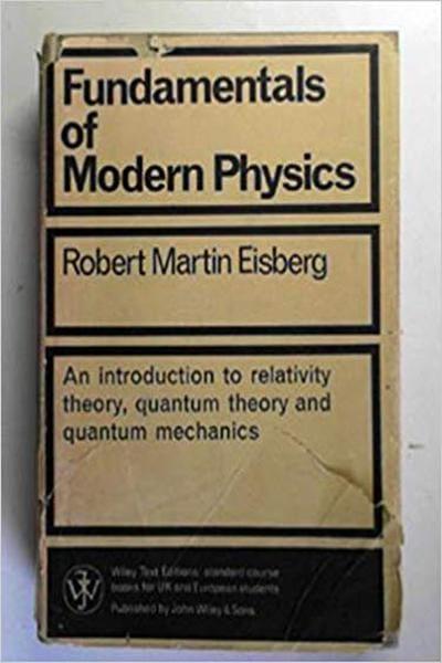 Fundamentals of Modern Physics
