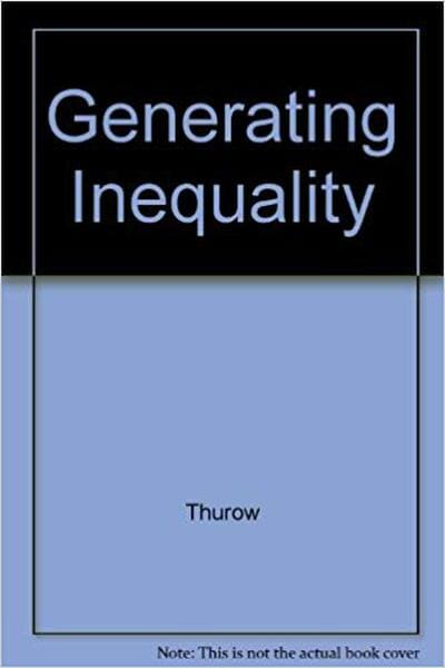Generating Inequality