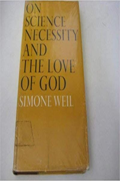 On Science, Necessity, and the Love of God