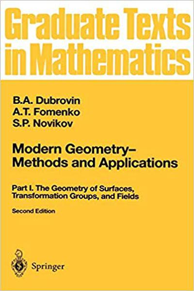 Modern Geometry ― Methods and Applications