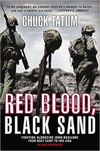 Red Blood, Black Sand