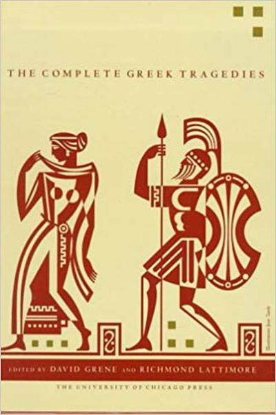 The Complete Greek Tragedies